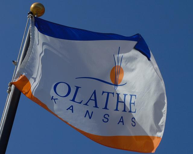 "The ""County Seat"" of Johnson County, Kansas-Olathe"