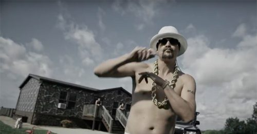 Kid Rock, Multi-millionaire Entertainer, Lives in aDouble-Wide