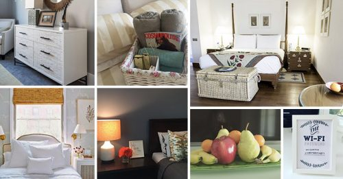 10 Must-Have Elements For An Ideal GuestRoom