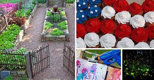 4 Summer Backyard DIY Projects And Crafts For The Whole Family