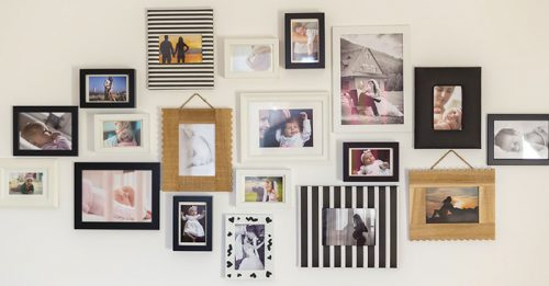 5 Tips For The Perfect Gallery Wall