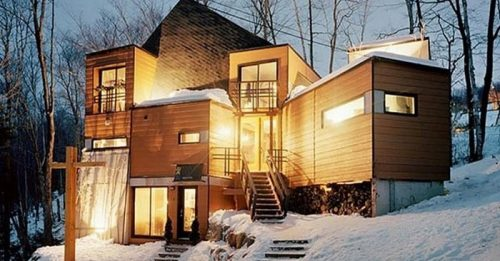 Hard To Believe These 17 Beautiful Homes Were Made From ShippingContainers