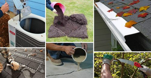 12 Must-Do Home Maintenance Tips For Spring