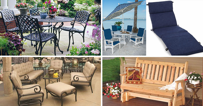 5 Types Of Outdoor Furniture That Lasts