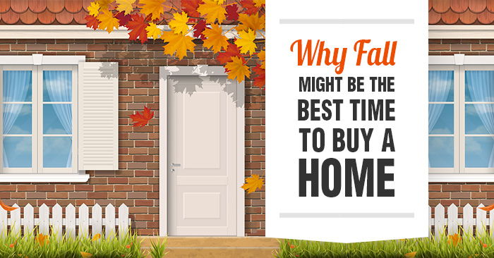 Why Fall Might Be The Best Time To Buy AHome