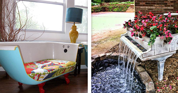 23 Genius Ways To Repurpose Junk You're About To Throw Away. #12 IsBrilliant