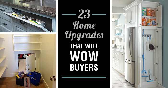 23 Modest Home Upgrades That'll WOW Buyers When It's Time To Sell